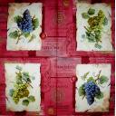 Виноград, печати...