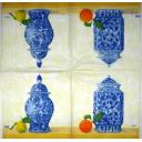 Посуда и цитрусовые