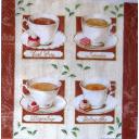 чашечки чая