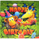 Счастливого дня рождения