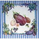 баклажан и овощи