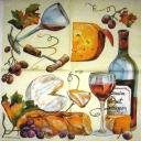 Вино, сыр....