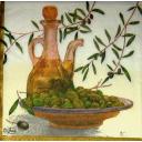 оливки и кувшинчик