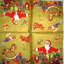 Дед Мороз и игрушки