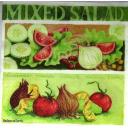 Овощи и салат