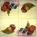 фрукты - акварель