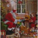 Дедушка с подарками