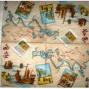 Карта и сюжеты. Madame est Servie