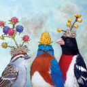 три птицы