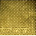 точки-цветочки на золотом