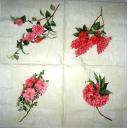 четыре цветка