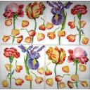 четыре любимых цветка