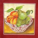 фрукты в миске
