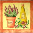 лаванда и оливки