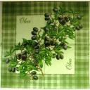 Оливки и зеленая клеточка