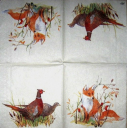 лисичка и фазаны