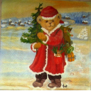 Мишка Санта. Асгер