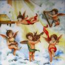ангелочки музыканты