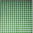 клеточка ткань зеленая