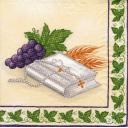 Причастие и виноград