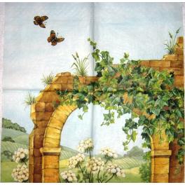 Плющ и арка