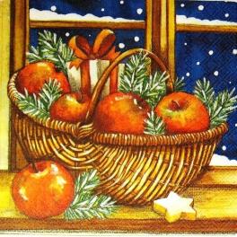 рождественская корзина