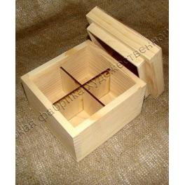 коробка  13,5 х 13,5 х 10