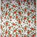 фон цветочки 21х21