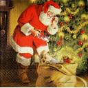 Санта и мешок