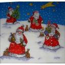 Пять  Дед Морозов