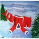 снежная стирка