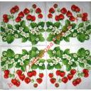 урожайная клубника 25 х 25