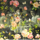 чаепитие в розах