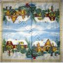 два дома в Рождество