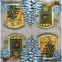 Дом в Рождество