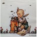 малыш с мёдом
