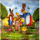 Пасха и заек
