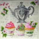 Чай и корзиночки
