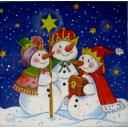 VIP снеговики