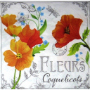 Fleurs de Coquelicots