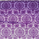УЗОР сиренево-фиолетовый