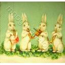 квартет кроликов
