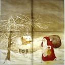 Дед Мороз в пути