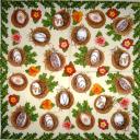 яйца в гнездышках