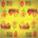 яйца и цветочек