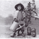 садовник Sagen Vintage
