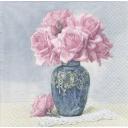 розы в вазе  Sagen Vintage