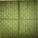 фон  узор зелено-золотой