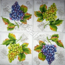 виноград с печатями 25х25