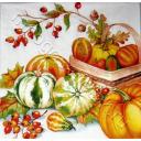 тыквы и ягодки